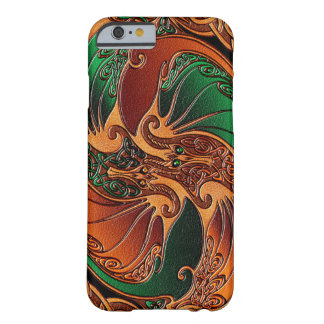 Celtic Dragons Barely There iPhone 6 Case