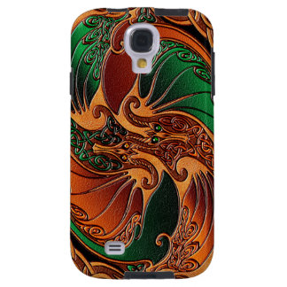 Celtic Dragons Galaxy S4 Case