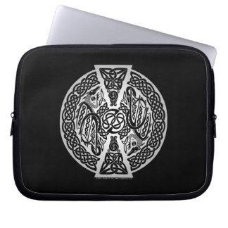 Celtic Dragons Laptop Bag Computer Sleeve