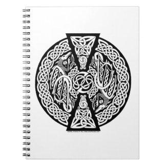 Celtic Dragons Notebook