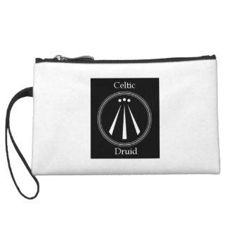 celtic druid mini clutch