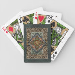 Celtic Eagles Design Playing Cards