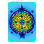Celtic Earth Orb Blank Card