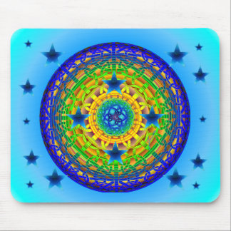 Celtic Earth Orb Mousepad