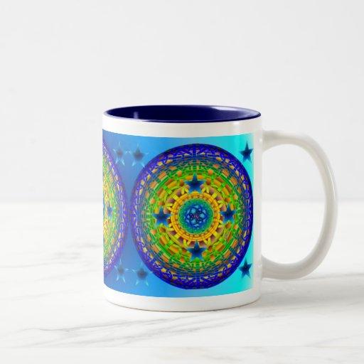 Celtic Earth Orb Oceania Mug