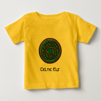 Celtic Elf with Celtic Knot Kid's T-Shirt