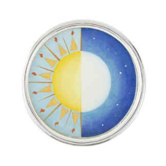Celtic Equinox Lapel Pin