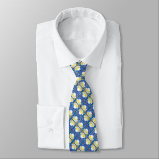 Celtic Equinox Sun and Moon Tie