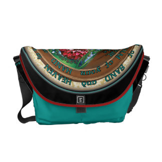 Celtic Eternity Courier Bag