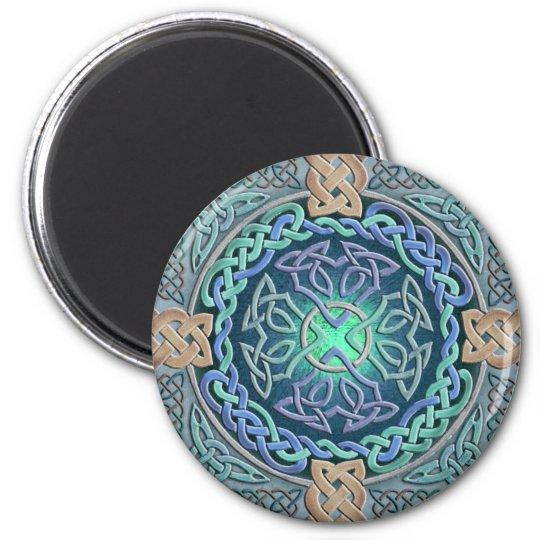 Celtic Eye of the World Magnet