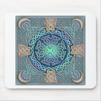 Celtic Eye of the World Mouse Pad