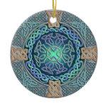 Celtic Eye of the World Ornament