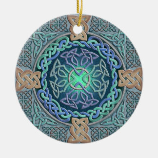 Celtic Eye of the World Ornament