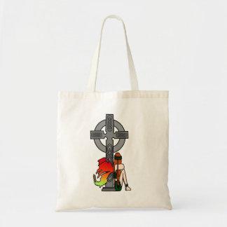 Celtic Faerie Tote Bag