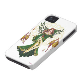 Celtic Faery iPhone 4 Case