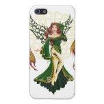 Celtic Faery iPhone 4G Case
