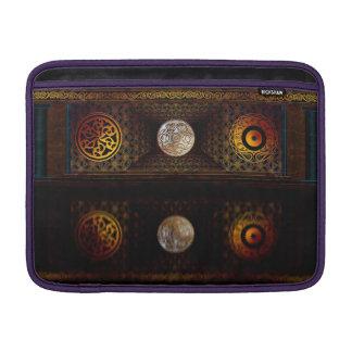 Celtic Fantasy Art Sleeve Sleeves For MacBook Air