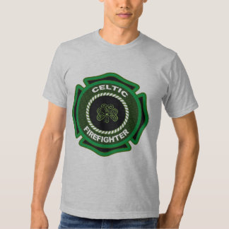 Celtic Firefighter T-Shirt