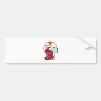 Celtic Flame Bumper Stickers