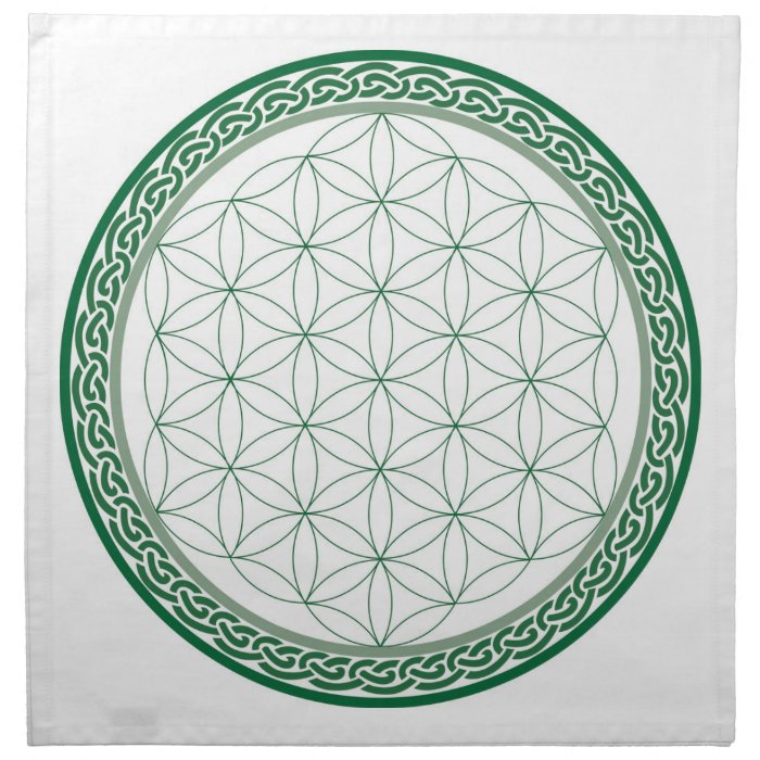 Celtic flower of life
