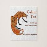 Celtic Fox Puzzles