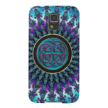 Celtic Fractal Cool Star Knot Galaxy S5 Case