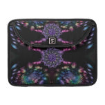 Celtic Fractal Flower Knotwork Mandala Sleeve For MacBooks