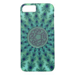 Celtic Fractal Mandala iPhone 7 Plus Case