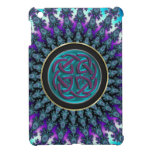 Celtic Fractal Radiant Cool Star Knot Case For The iPad Mini