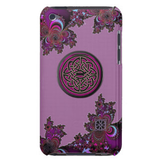 Celtic Fractal w/ Protective Shield Knot for iPod iPod Touch Case-Mate Case