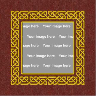 Celtic frame Photo Sculpture