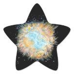 Celtic Galaxy Star Stickers