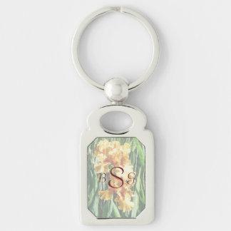 Celtic Glory Irises Wedding Products Keychain