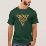 Celtic Gold Knotwork T-Shirt