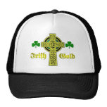 Celtic Gold. Mesh Hats