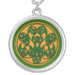 Celtic Good Luck Charm Necklace