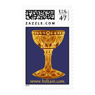 Celtic Grail Stamp