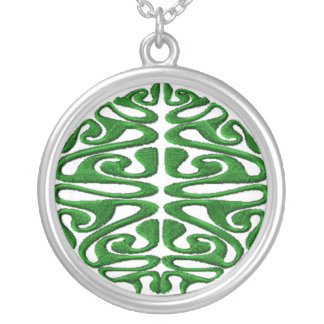 Celtic Green Custom Necklace