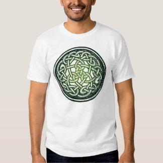 Celtic Green Shield T-Shirt