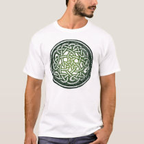 Celtic Green Shield T-Shirt
