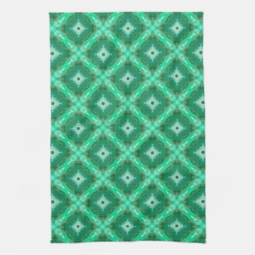 Celtic Green Towel