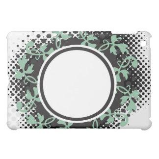 Celtic Halftone Layout iPad Mini Cover