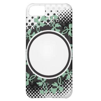 Celtic Halftone Layout iPhone 5C Case