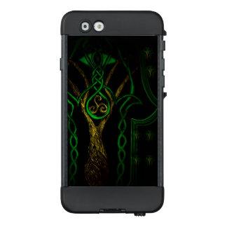 Celtic Hamsa Hand (greEn) LifeProof NÜÜD iPhone 6 Case