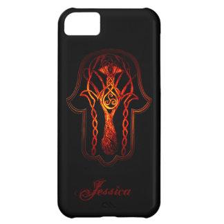 Celtic Hamsa Hand iPhone 5C Case