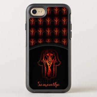 Celtic Hamsa Hand OtterBox Symmetry iPhone 8/7 Case