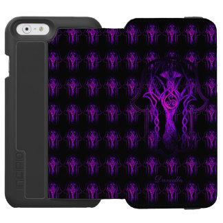 Celtic Hamsa Hand (Purple) iPhone 6/6s Wallet Case