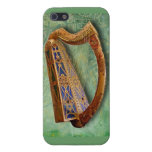 Celtic Harp Iphone CASE Cases For iPhone 5