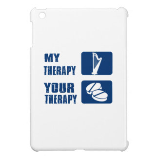 CELTIC harp is my therapy iPad Mini Cover
