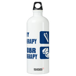CELTIC harp is my therapy SIGG Traveler 1.0L Water Bottle